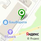 Местоположение компании UfaPlenka