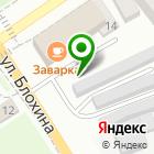 Местоположение компании Шумoff