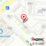 Автостоянка на ул. Максима Рыльского, 19а