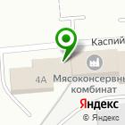 Местоположение компании Ивея