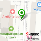 Местоположение компании Каскад Плюс