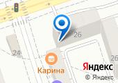 Байкал Тревел на карте