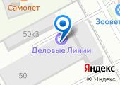 ВикМет на карте