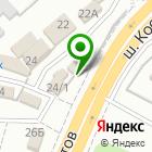Местоположение компании Центр сварочных работ на шоссе Космонавтов