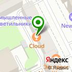 Местоположение компании Космолазер