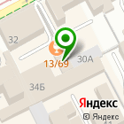 Местоположение компании Аромасалон Ольги Советовой