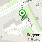 Местоположение компании БРАНДСОЮЗ