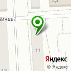 Местоположение компании Урал-крепеж