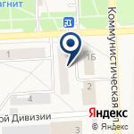 Компания Аптека №210 на карте