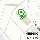 Местоположение компании СтройКорунд