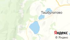 Гостиницы города Зелёная Поляна на карте