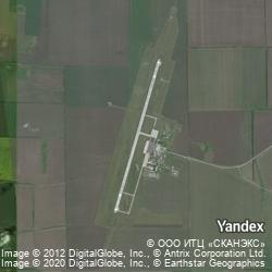 Yandex Maps Satellite view