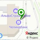Местоположение компании ГАЗФОНД пенсионные накопления