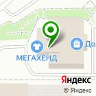 Местоположение компании АКТИВ-ИНВЕСТ, КПК