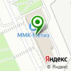 Местоположение компании ММК-МЕТИЗ