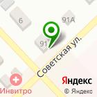 Местоположение компании Салон мебели