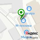 Местоположение компании Мираж