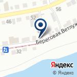 Компания ТРИА-М на карте