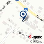 Компания Новострой-НТ на карте