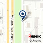 Компания Соград-Ек на карте