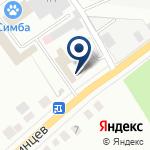 Компания Компания отделочных материалов на карте