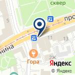 Компания БалтБет на карте