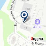 Компания Ивента на карте