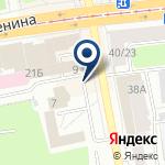 Компания Респондере на карте