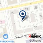 Компания Агора НТ на карте