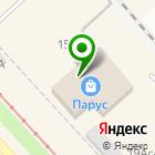 Местоположение компании Магазин одежды на Садовой