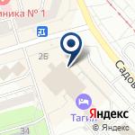 Компания Унитех-НТ на карте