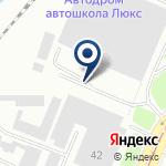 Компания Урал-НТМ на карте