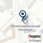 Компания Нижнетагильский железнодорожный техникум на карте