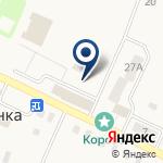 Компания Черновской на карте