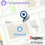 Компания Standex на карте