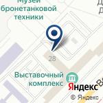 Компания УралВагонЗавод на карте