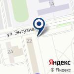 Компания ЗАГС Дзержинского района на карте