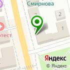 Местоположение компании Магазин бензоинструмента, садового инвентаря и велосипедов на Октябрьской