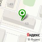 Местоположение компании ЛедАдверт