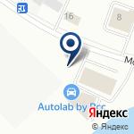 Компания MOTOSHAPE.PRO  на карте