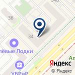 Компания Уралконструкция на карте