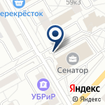 Компания Диагностика на карте