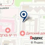 Компания ВИЗСТРОЙ, ЗАО на карте
