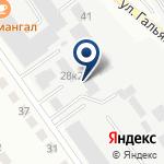 Компания Автосервис на ул. Бажова на карте
