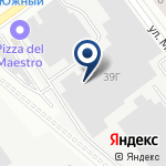 Компания Уралопора на карте