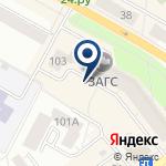 Компания Мастерская бытовых услуг на карте