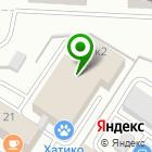 Местоположение компании ГРАФФИТИ