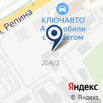 Компания Урал-Пром на карте