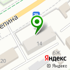 Местоположение компании ЮРИУС