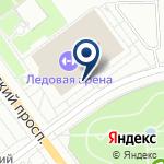 Компания Ледовая арена им. Александра Козицына на карте